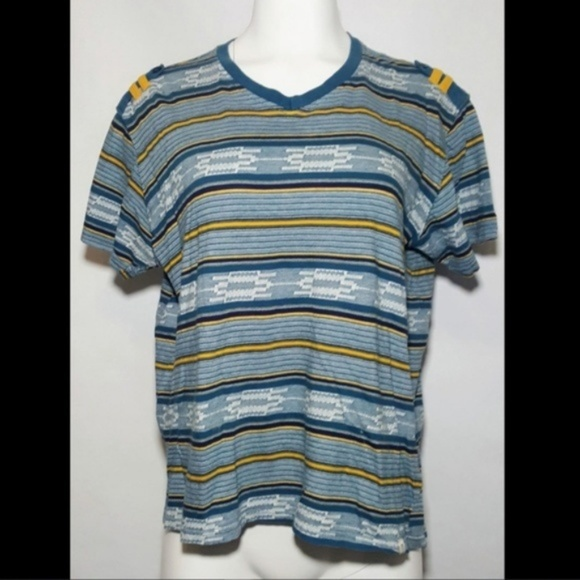 Free Planet Other - Free Planet Tshirt Stripes Cotton